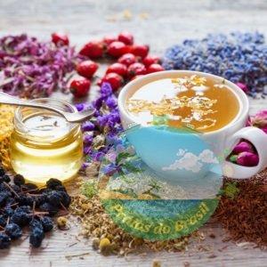 Chá Emagrecedor - 30 Ervas