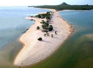 Praias fluviais paradisíacas no coração da Amazônia: Bem vindo a Santarém