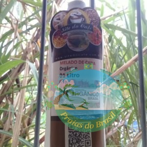Melado de Cana - 100% Orgânico