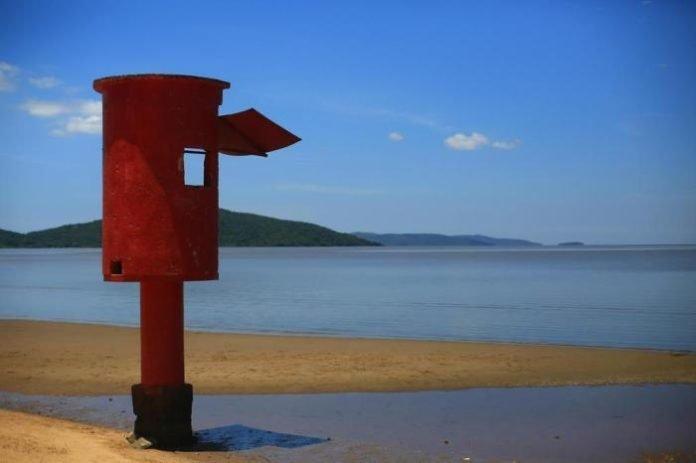 Como estão as praias de Porto Alegre para o verão