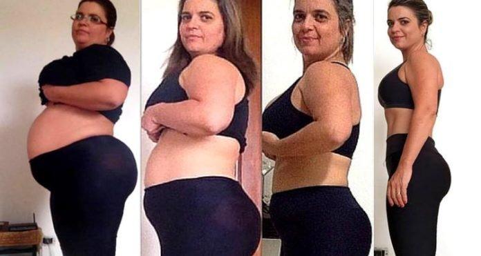 Como perder Rapidamente gordura localizada na barriga e cintura