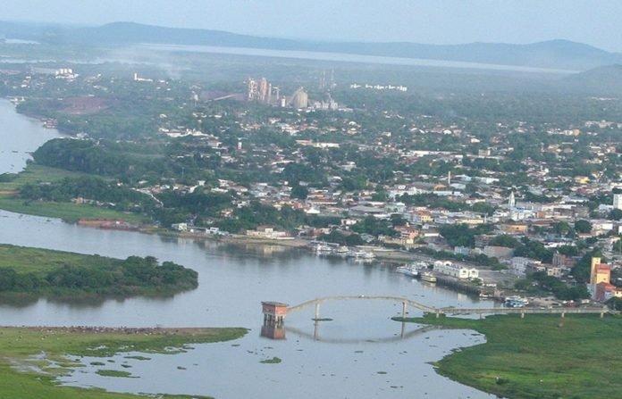 Viaje para Corumbá