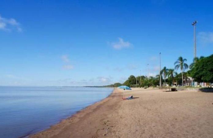 Nove praias da região estão próprias para banho
